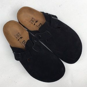 EUC Birkenstock leather shoes